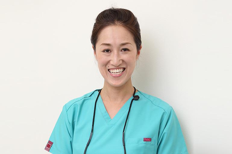 歯科医師 松原かほり(御徒町新御徒町上野歯医者歯科)